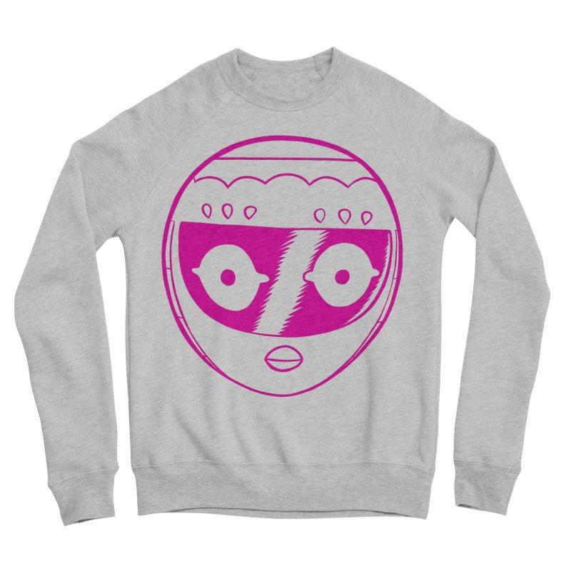 Sleek helmet Men's Sponge Fleece Sweatshirt by Nick Cagnetti's Artist Shop