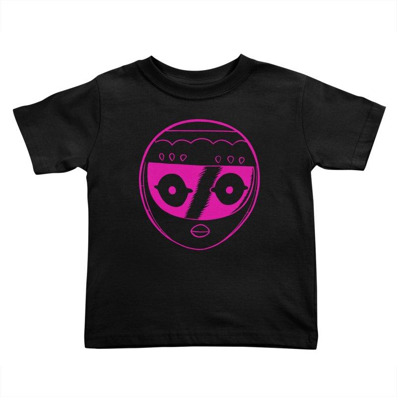 Sleek helmet Kids Toddler T-Shirt by Nick Cagnetti's Artist Shop