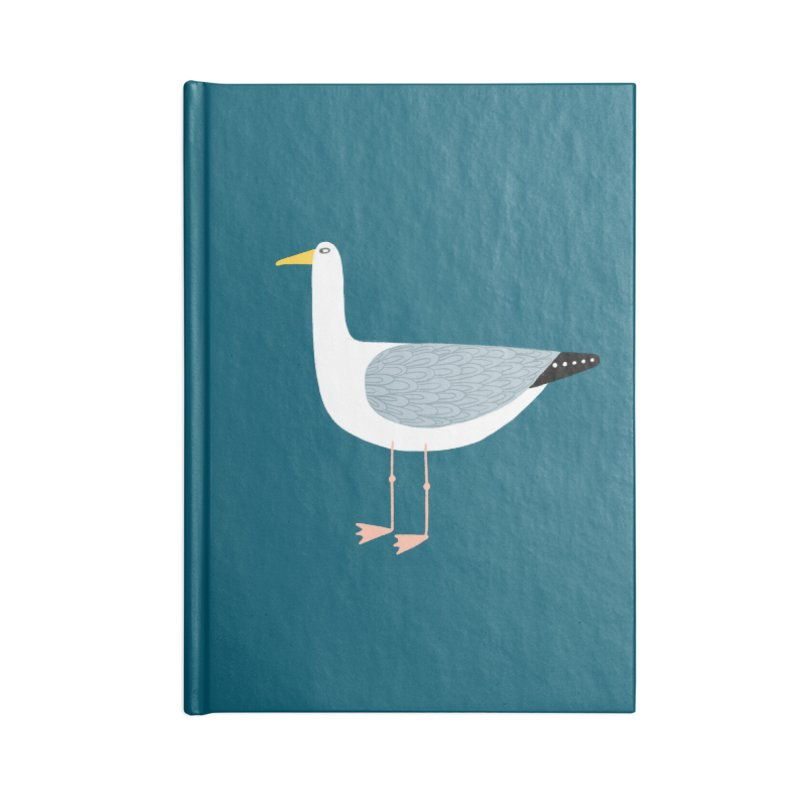 Seagull Accessories Notebook by Nic Squirrell