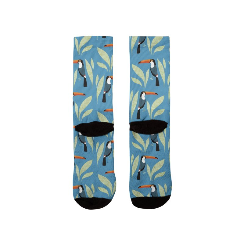 Toucan Men's Socks by Nic Squirrell