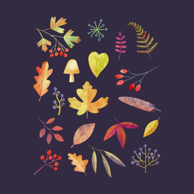 Autumn Walks Women's Socks by Nic Squirrell