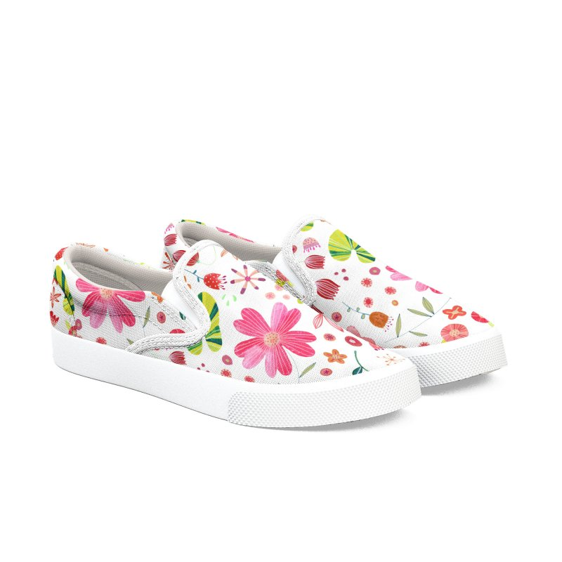 Wild Meadow Women's Shoes by Nic Squirrell