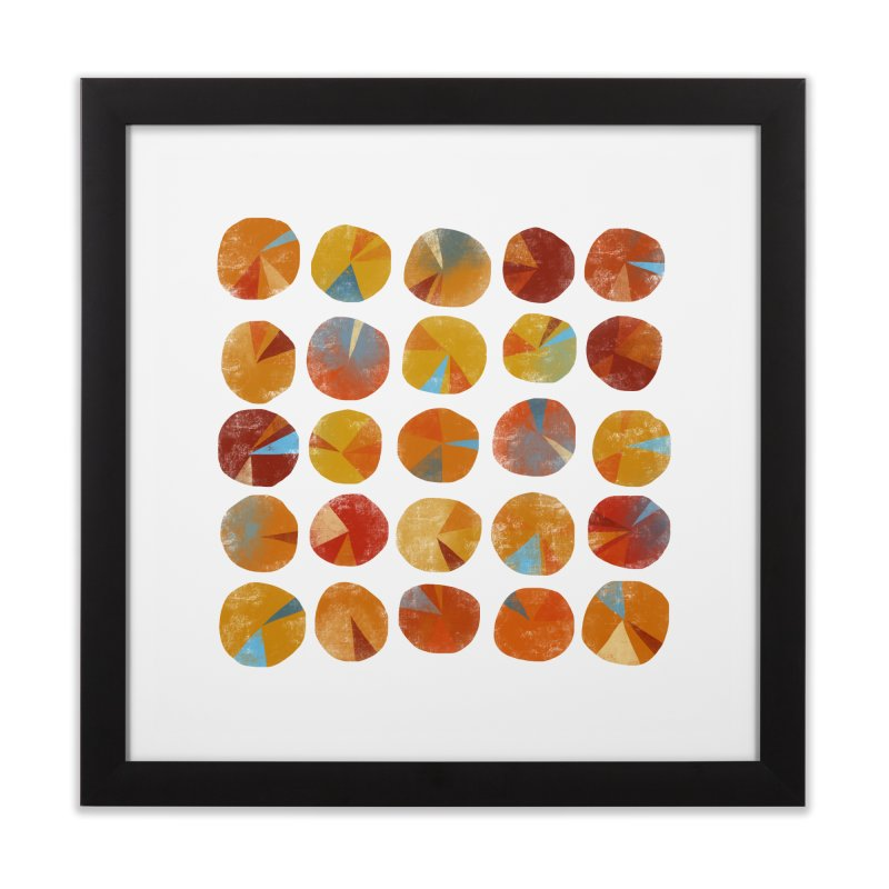 Pies are Squared Home Framed Fine Art Print by Nic Squirrell