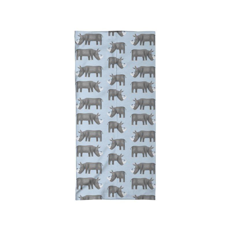 Rhino Accessories Neck Gaiter by Nic Squirrell