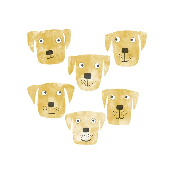 image for Golden Labrador Retriever Dogs