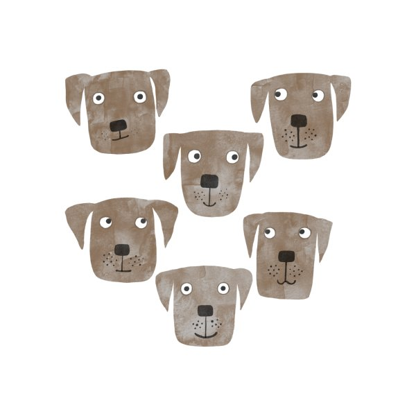 image for Chocolate Labrador Retriever Dogs