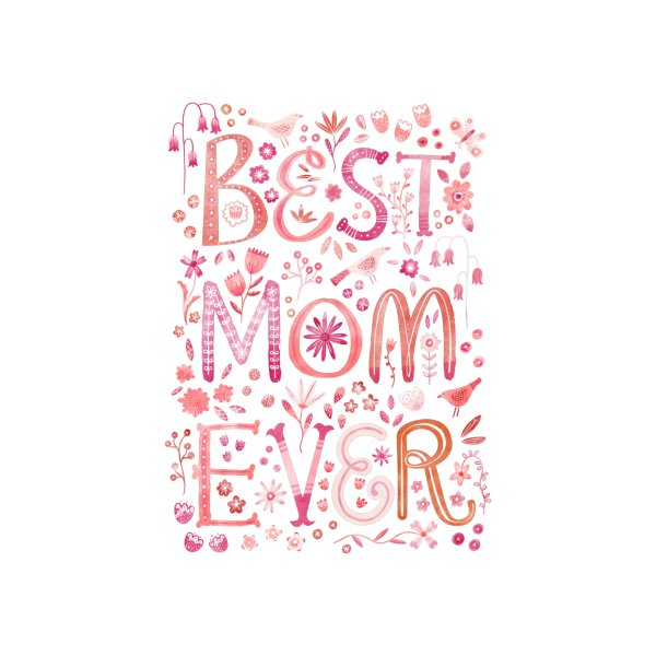 Design for Best Mom Ever