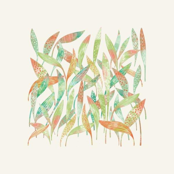 image for Hosta Leaves Light