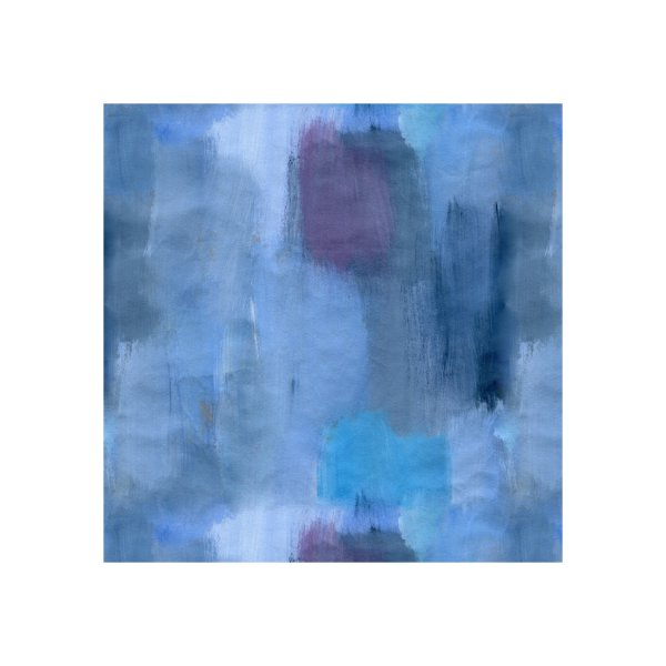 image for Blue Abstract Painting
