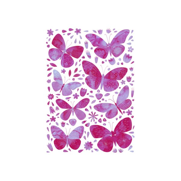 image for Pink Butterflies