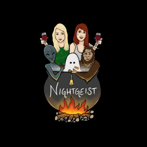 image for Nightgeist Party Logo