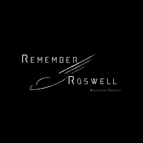 image for Remember Roswell (White)