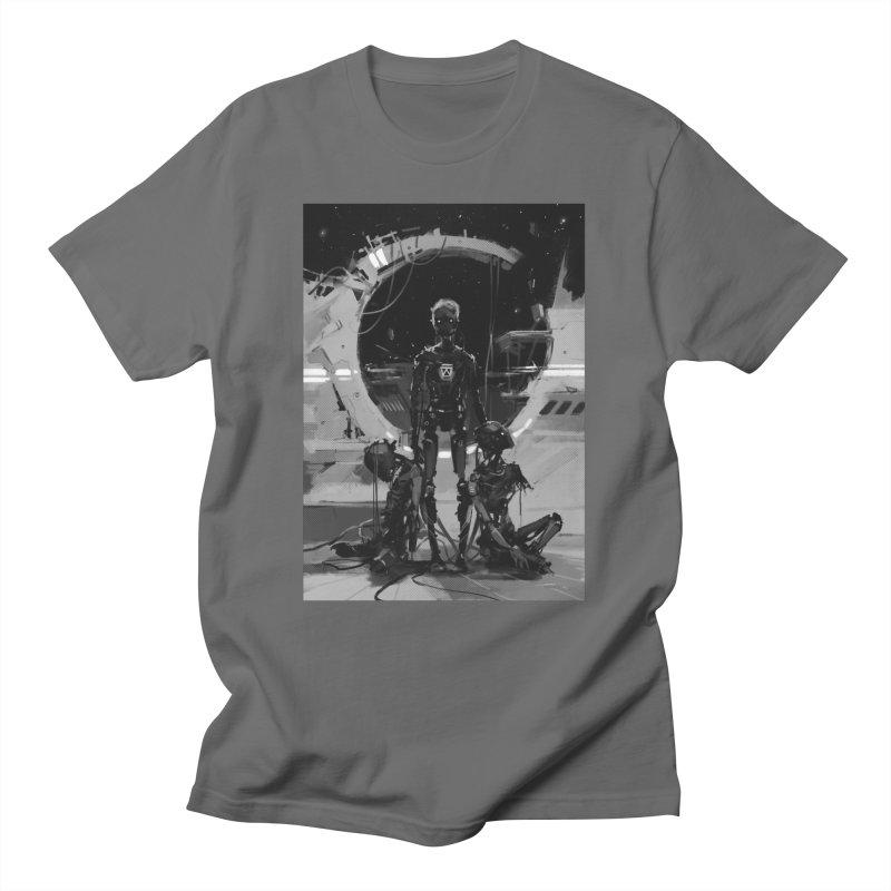 Til The End Men's T-Shirt by NinjaJo's Artist Shop