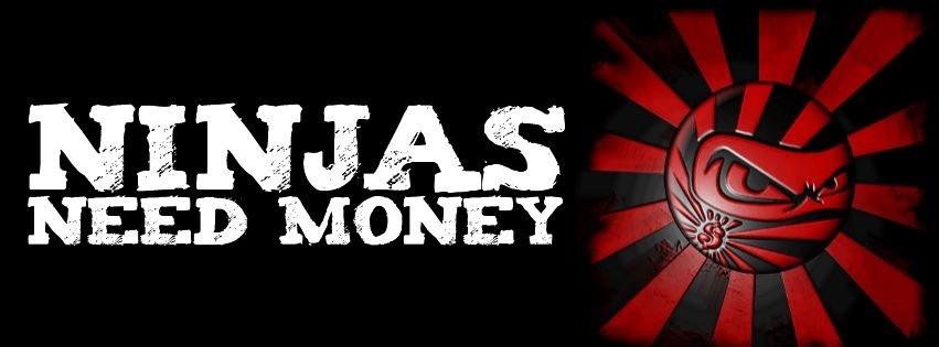NinjasNeedMoney Cover