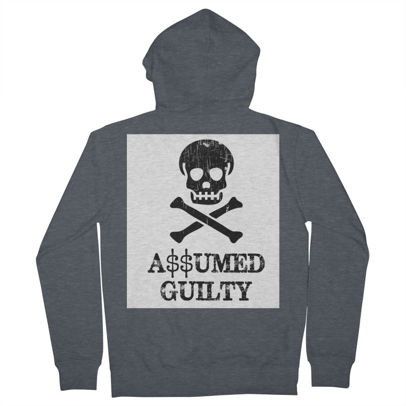 AG1 Men's Zip-Up Hoody by NoPlayInThisRide's Artist Shop