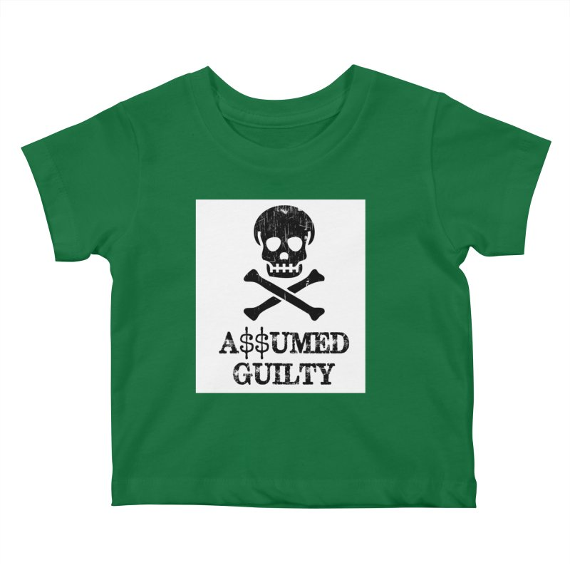 AG1 Kids Baby T-Shirt by NoPlayInThisRide's Artist Shop