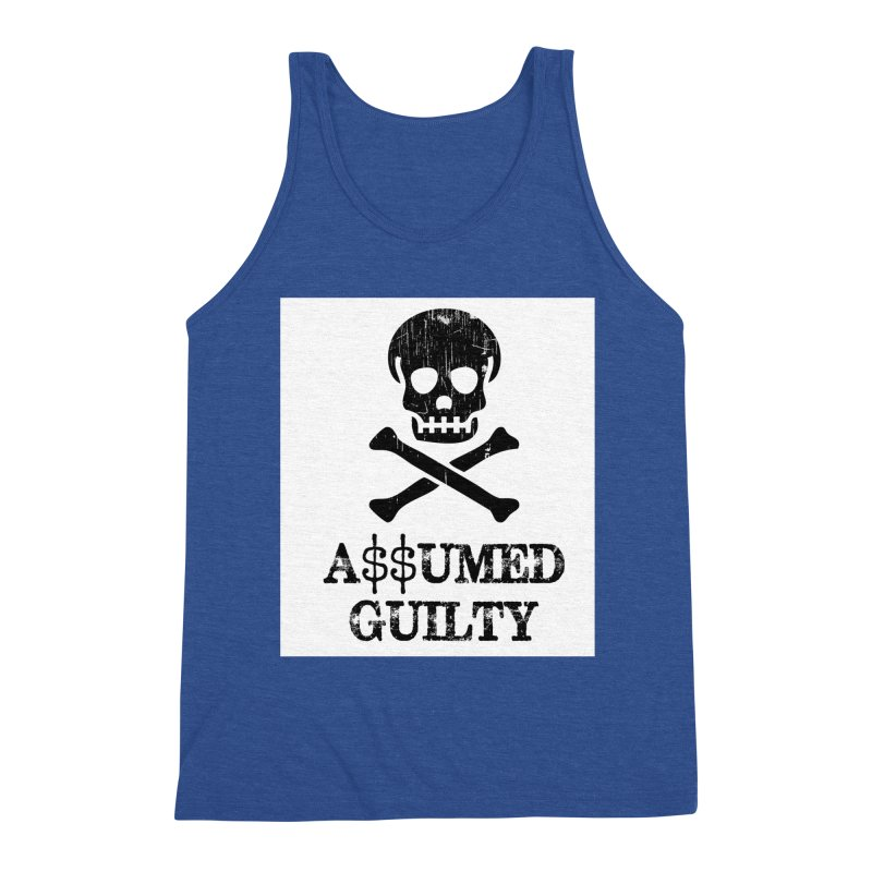AG1 Men's Tank by NoPlayInThisRide's Artist Shop