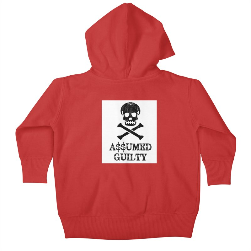 AG1 Kids Baby Zip-Up Hoody by NoPlayInThisRide's Artist Shop