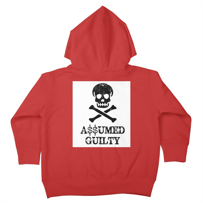 AG1 Kids Toddler Zip-Up Hoody by NoPlayInThisRide's Artist Shop