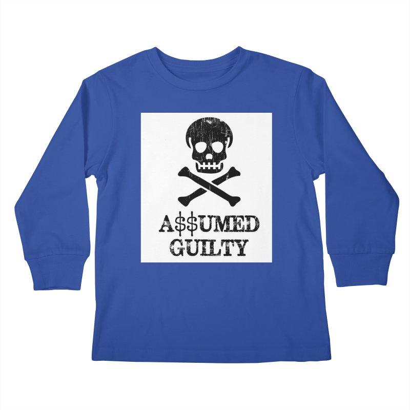 AG1 Kids Longsleeve T-Shirt by NoPlayInThisRide's Artist Shop