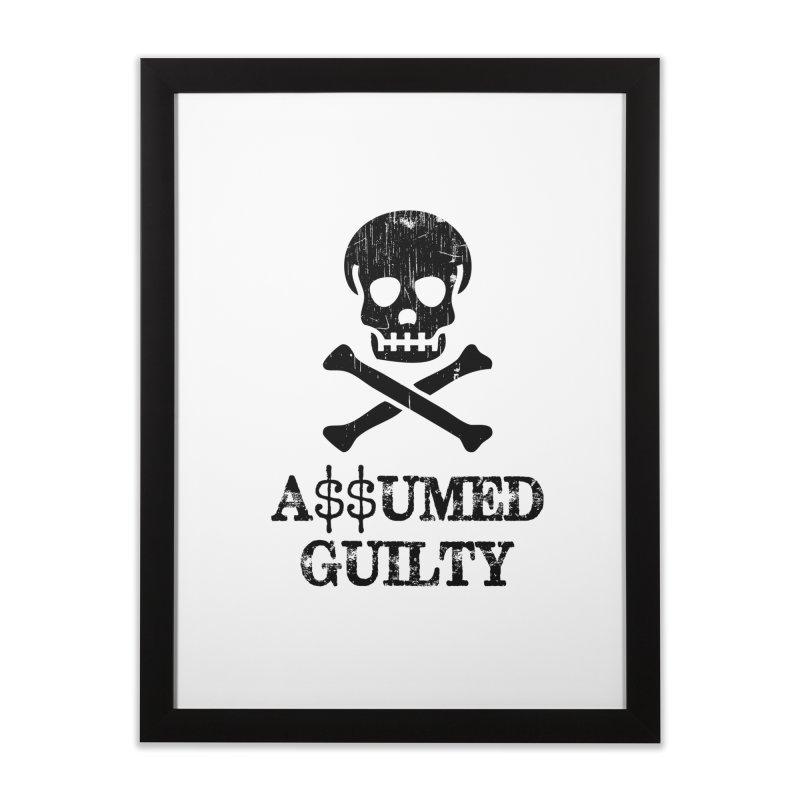 AG1 Home Framed Fine Art Print by NoPlayInThisRide's Artist Shop
