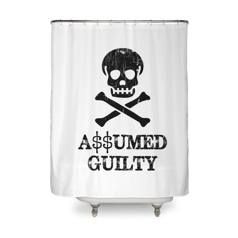 AG1 Home Shower Curtain by NoPlayInThisRide's Artist Shop