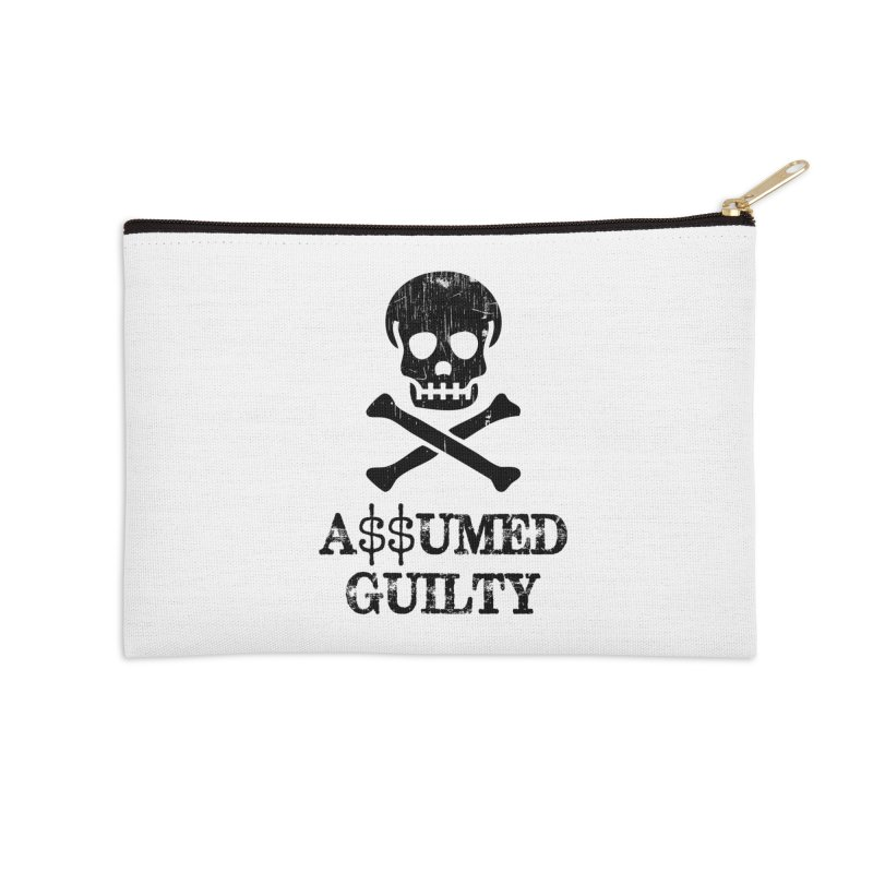 AG1 Accessories Zip Pouch by NoPlayInThisRide's Artist Shop