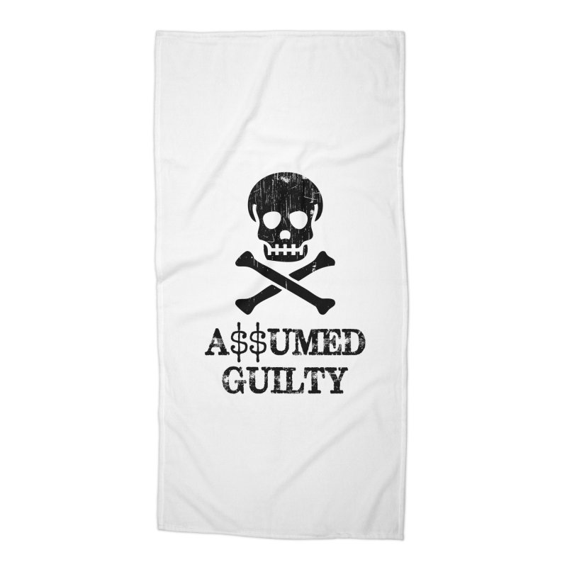 AG1 Accessories Beach Towel by NoPlayInThisRide's Artist Shop