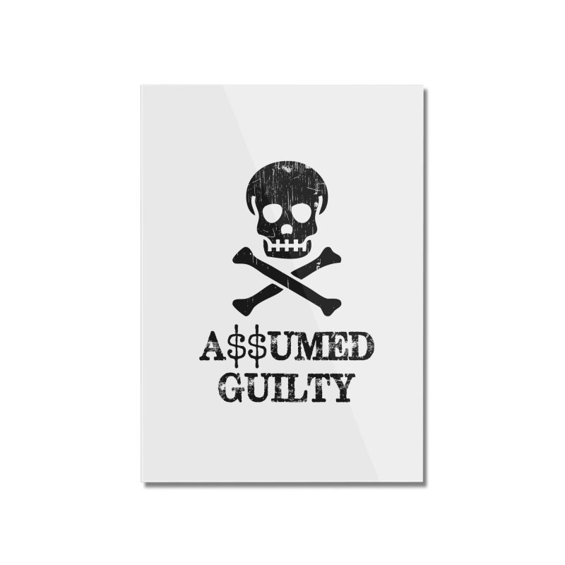 AG1 Home Mounted Acrylic Print by NoPlayInThisRide's Artist Shop