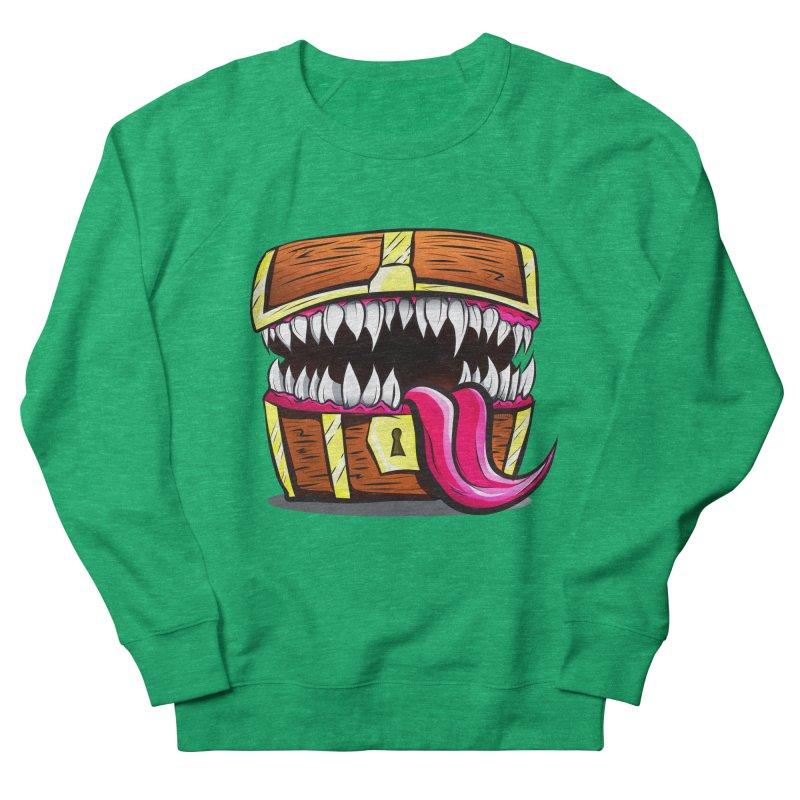 Mimic Monster!  Women's Sweatshirt by Nocturnal Culture
