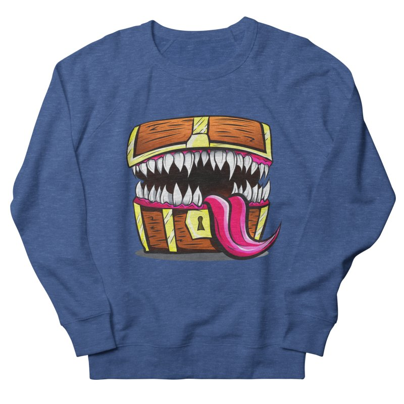 Mimic Monster!  Men's Sweatshirt by Nocturnal Culture