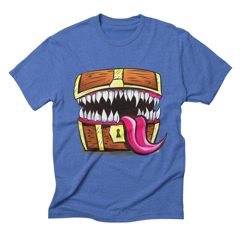Mimic Monster!  Men's T-Shirt by Nocturnal Culture