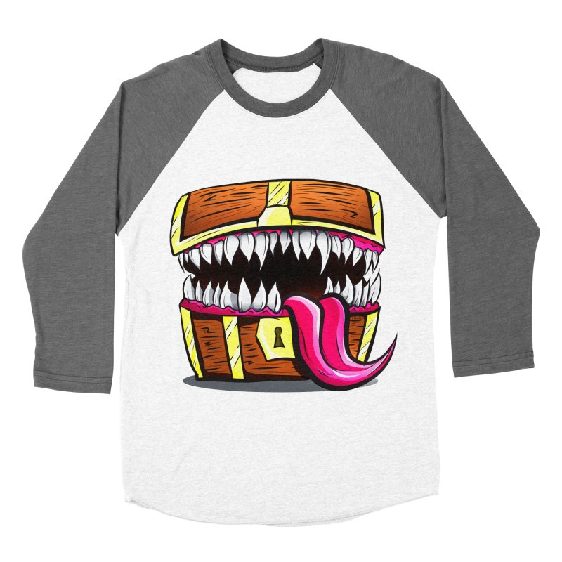 Mimic Monster!  Women's Longsleeve T-Shirt by Nocturnal Culture