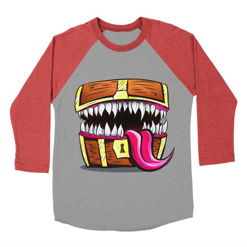 Mimic Monster!  Men's Longsleeve T-Shirt by Nocturnal Culture