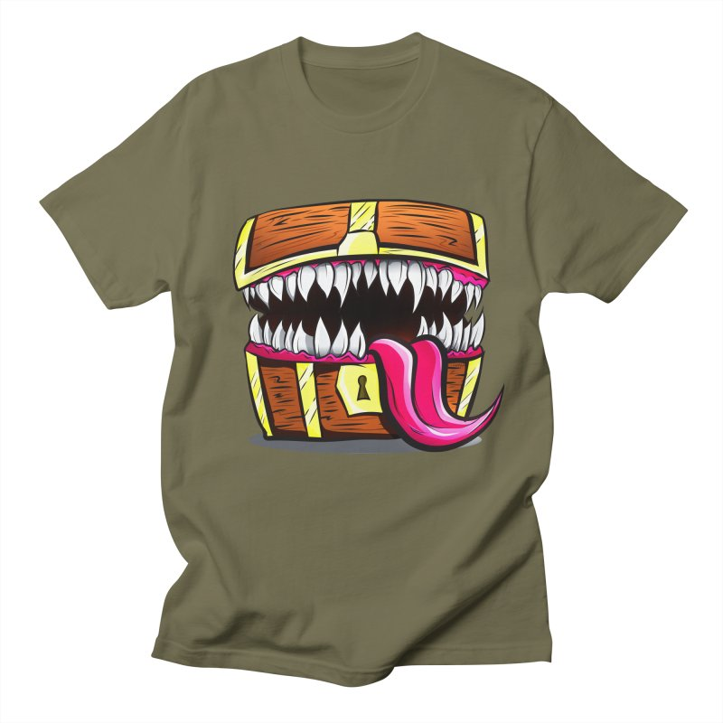 Mimic Monster!  Men's Regular T-Shirt by Nocturnal Culture