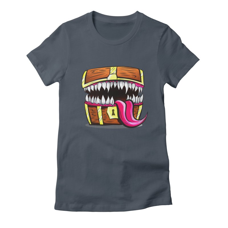 Mimic Monster!  Women's T-Shirt by Nocturnal Culture