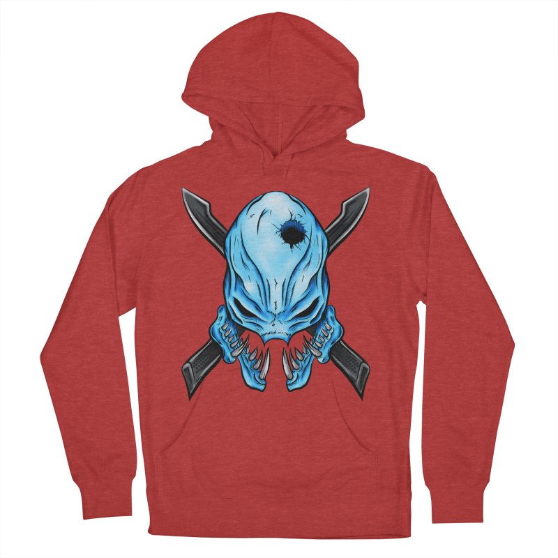 Halo Elite Skull Men's Pullover Hoody by Nocturnal Culture