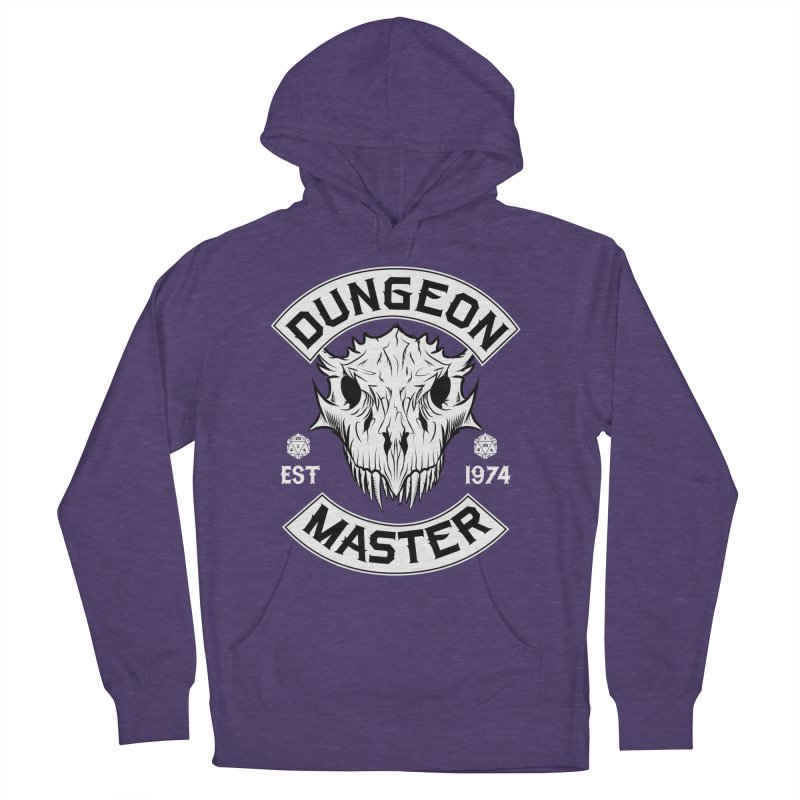 Dungeon Master Est 1974 Men's Pullover Hoody by Nocturnal Culture