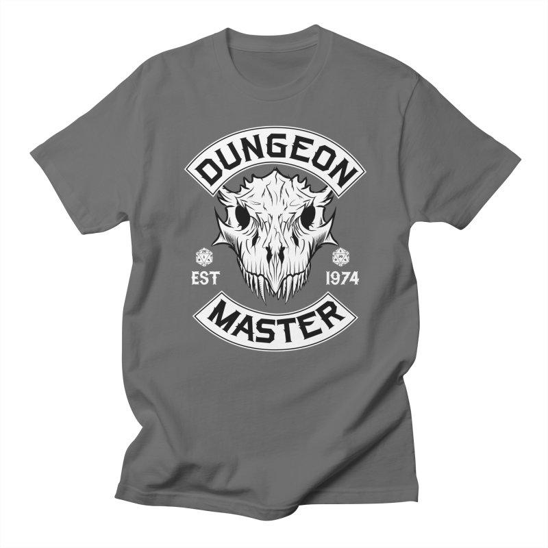 Dungeon Master Est 1974 Men's T-Shirt by Nocturnal Culture