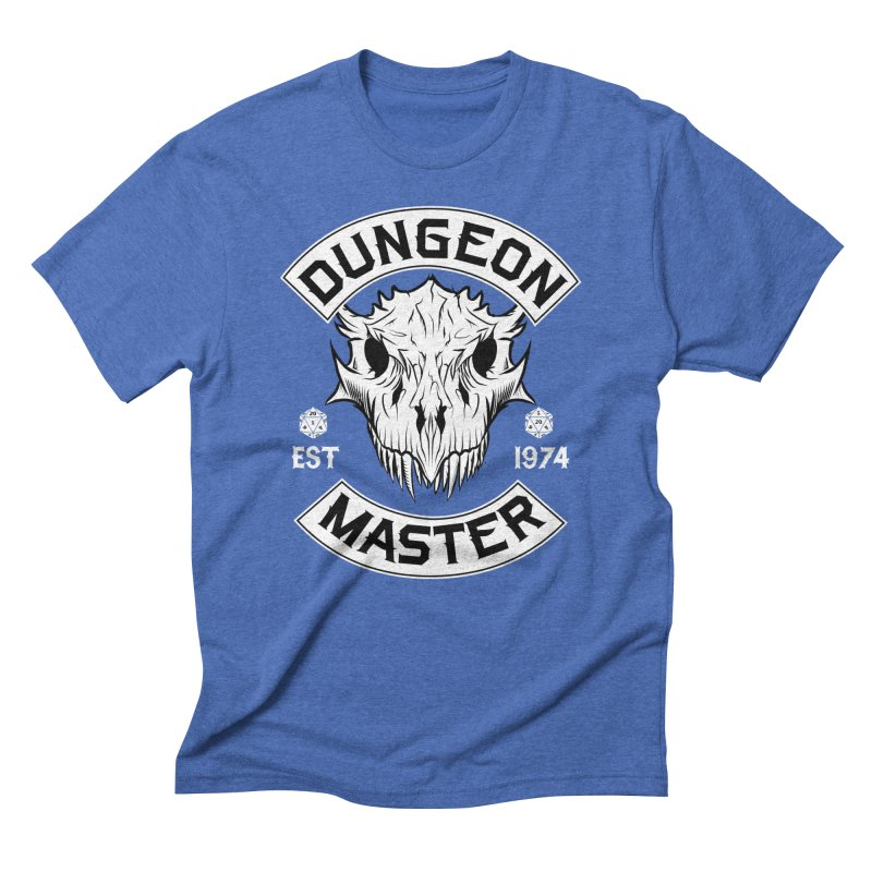 Dungeon Master Est 1974 Men's T-Shirt by Nocturnal Culture