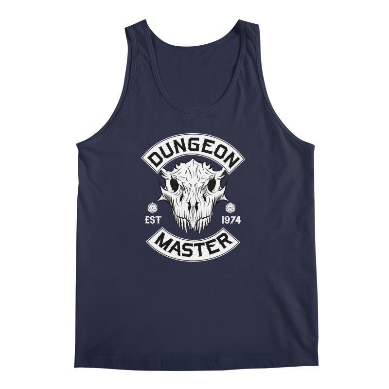 Dungeon Master Est 1974 Men's Regular Tank by Nocturnal Culture