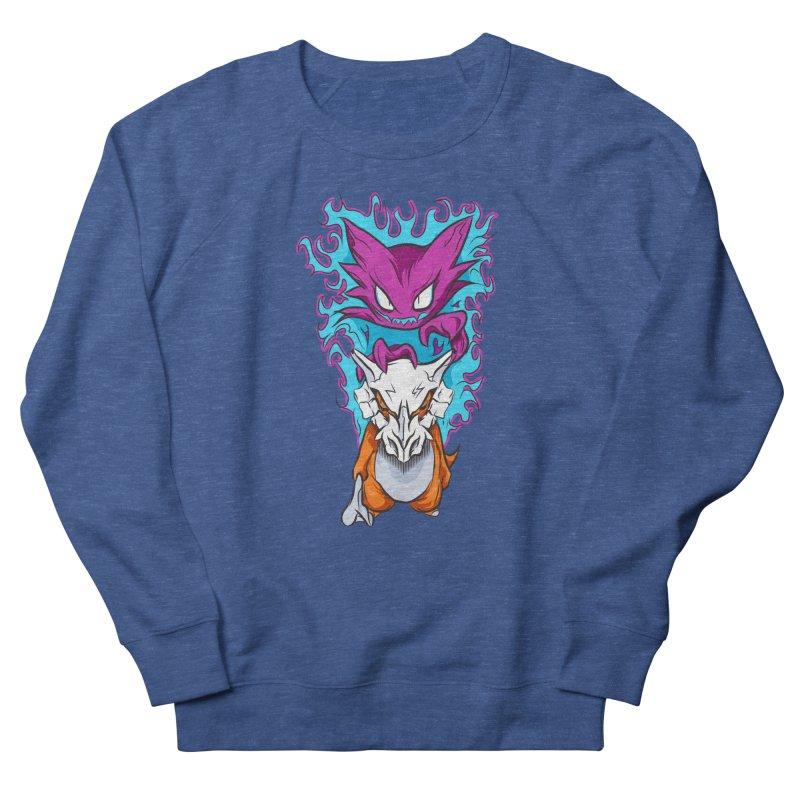 Cubone Vs Haunter  Men's Sweatshirt by Nocturnal Culture