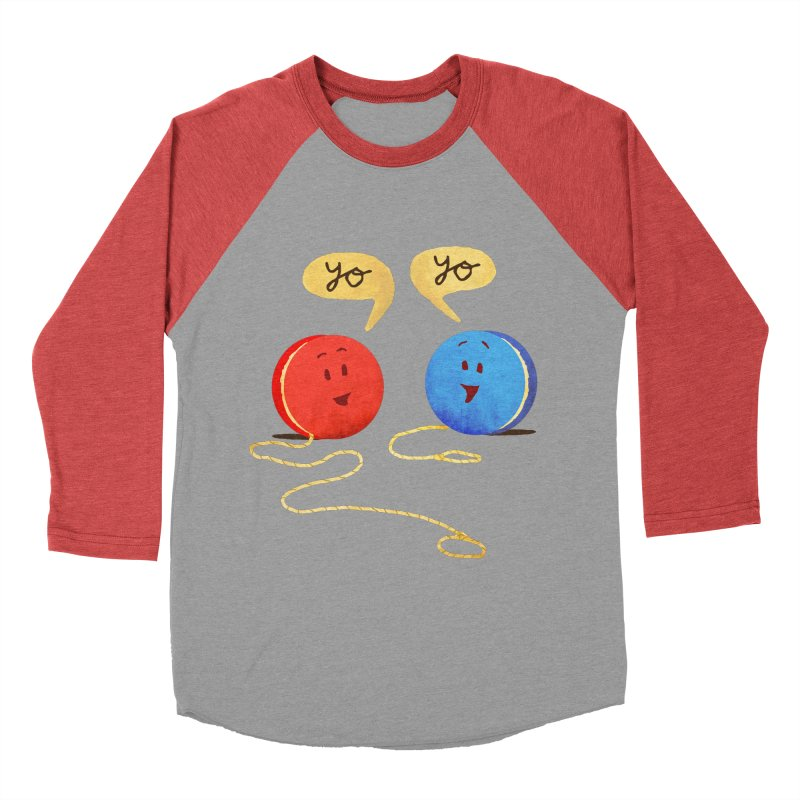 YO Men's Longsleeve T-Shirt by Nohbody's Artist Shop