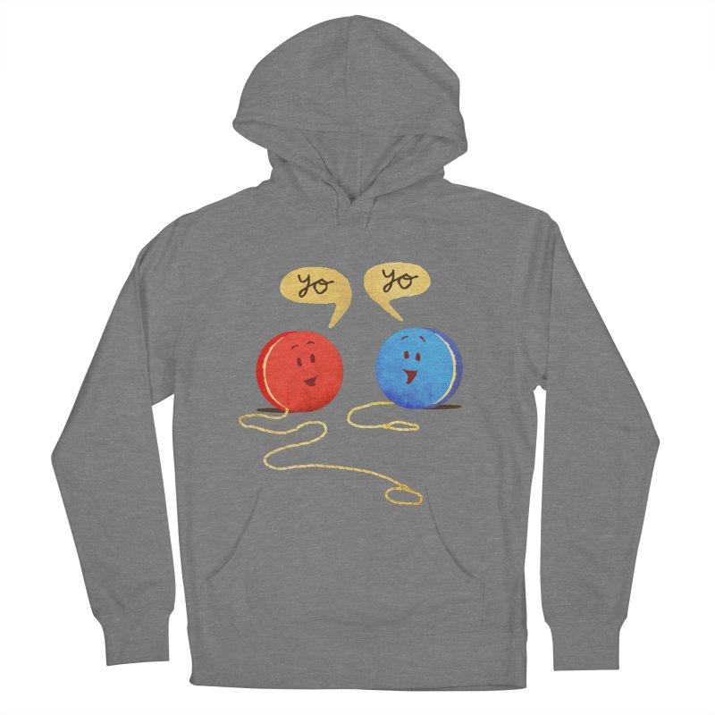 YO Women's Pullover Hoody by Nohbody's Artist Shop