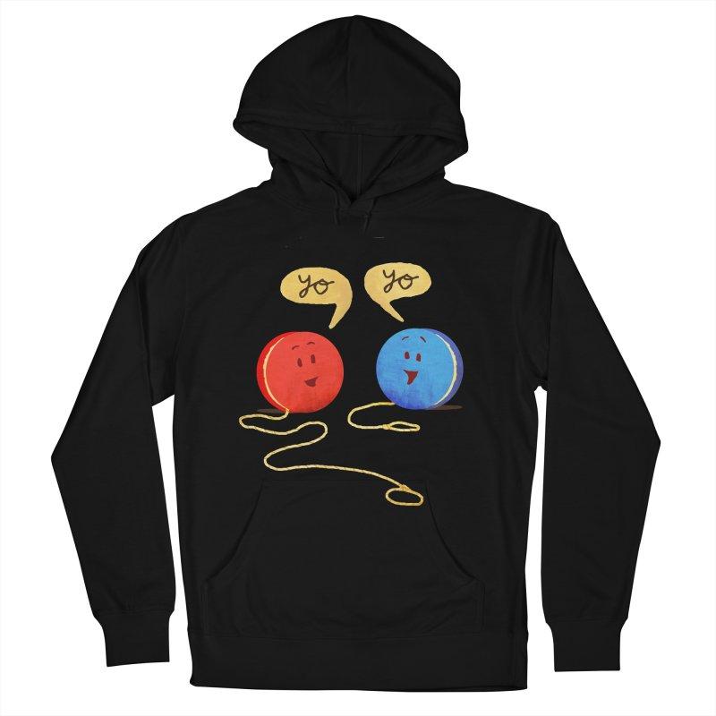 YO Men's Pullover Hoody by Nohbody's Artist Shop