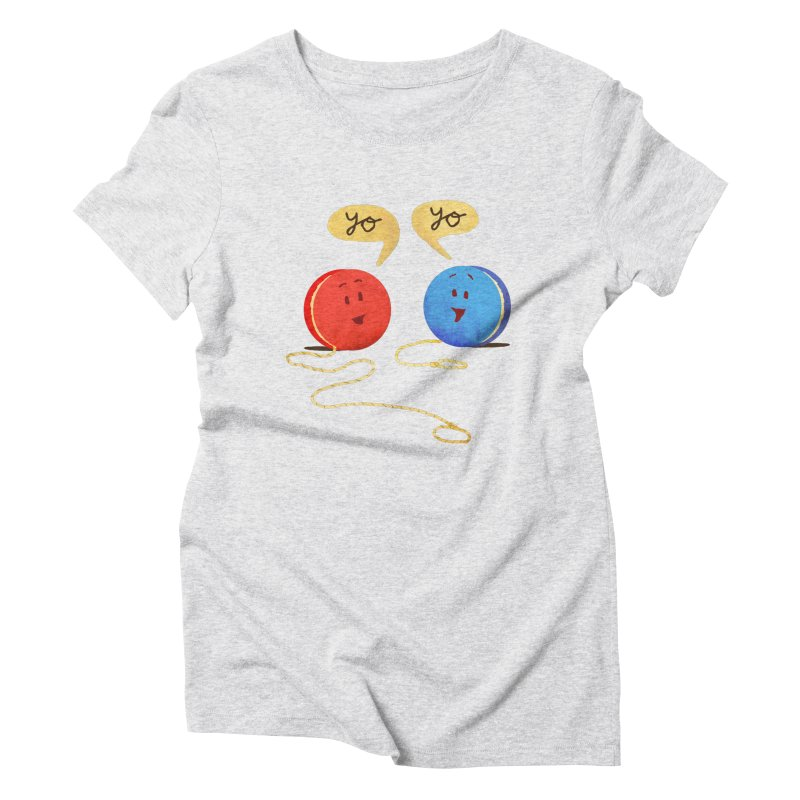 YO Women's T-Shirt by Nohbody's Artist Shop