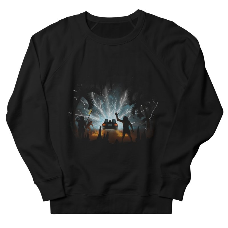 We Didn't Start The Fire Men's Sweatshirt by Nohbody's Artist Shop