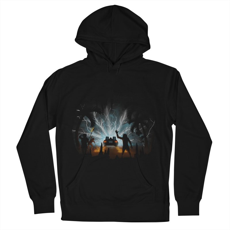 We Didn't Start The Fire Men's French Terry Pullover Hoody by Nohbody's Artist Shop