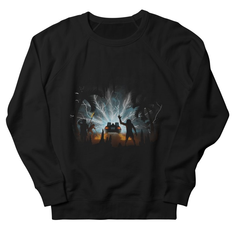 We Didn't Start The Fire Men's Sweatshirt by Nohbody's Artist Shop