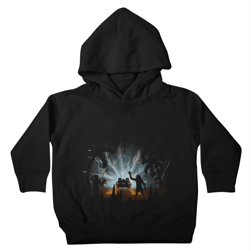 We Didn't Start The Fire Kids Toddler Pullover Hoody by Nohbody's Artist Shop